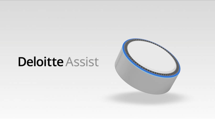 Amazon & Deloitte partner in Deloitte Assist for health(care)